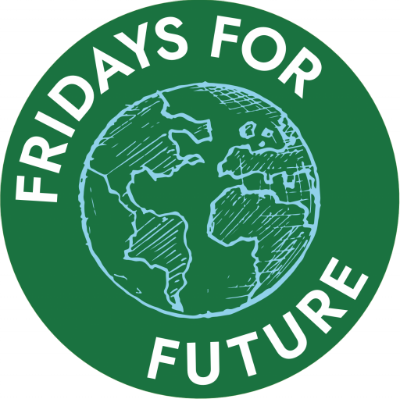 """Fridays for Future""-Logo"